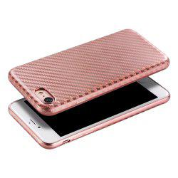 Slim Protective Case Cover with Shock-Absorption and Carbon Fiber for iPhone 7 / 8 -