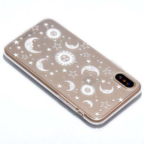 Outfits IphoneX  5.8 Inch CASE Cover Transparent TPU Variety Of Options