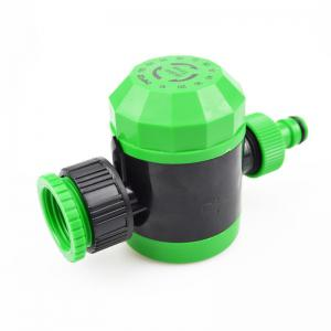 Green Color 2 Hours Automatic Water Timer Controller Garden Plant Irrigation System -
