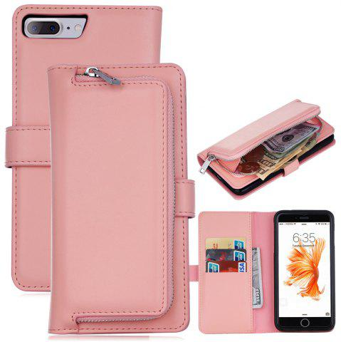 Shop Leather Wallet with Card Holder Case Cover for iPhone 7 / 8 Plus