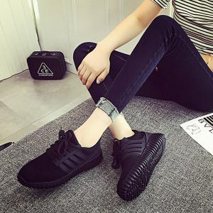Sneakers Shoes Woman 2016 New Fashion Flat with Breathable Women Shoes Style Mesh Women Casual Shoes -