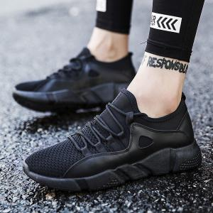 2017 New Summer Men's Shoes Trend Mesh Shoes Men's Sports Shoes Breathable Shoes -