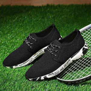 Men's Casual Breathable Mesh Shoes Sports Shoes Outdoor Running Shoes Net Shoes Sneakers -