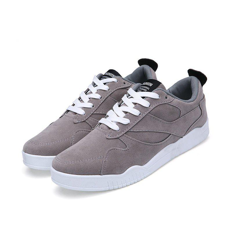 Buy Low Top Sneakers Men's Casual Sports Shoes Outdoor Flats Board Shoes Running Shoes