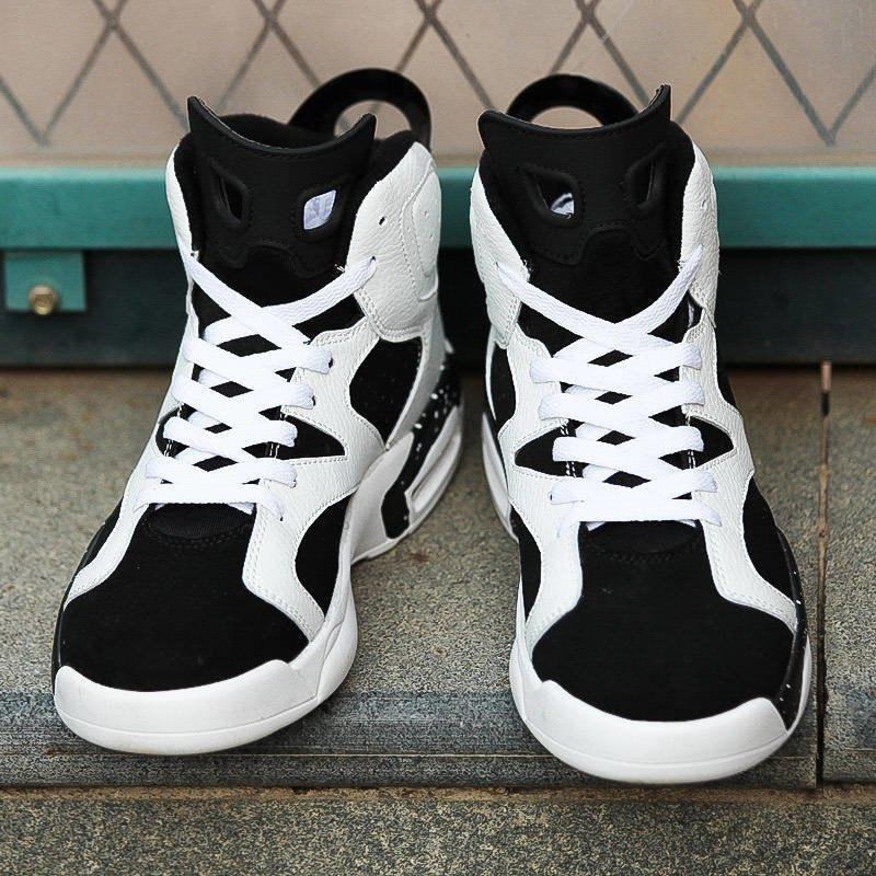 Affordable Men Autumn and Winter Basketball Shoes Outdoor Hip Hop Shoes