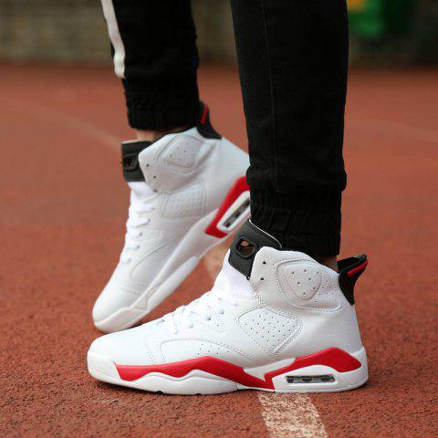 Fashion Men Winter Casual Basketball Shoes,outdoor Running Shoes
