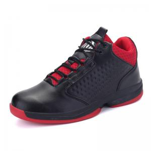 Hot Sale Men's Basketball Shoes  High Top Rubber Men Sneakers New Sports Shoes -