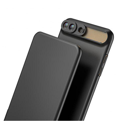 New APEXEL APL - IPM10X 10x Macro Lens with Case for iPhone 7 Plus iPhone 8 Plus
