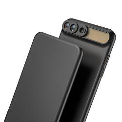 APEXEL APL - IPM10X 10x Macro Lens with Case for iPhone 7 Plus iPhone 8 Plus -