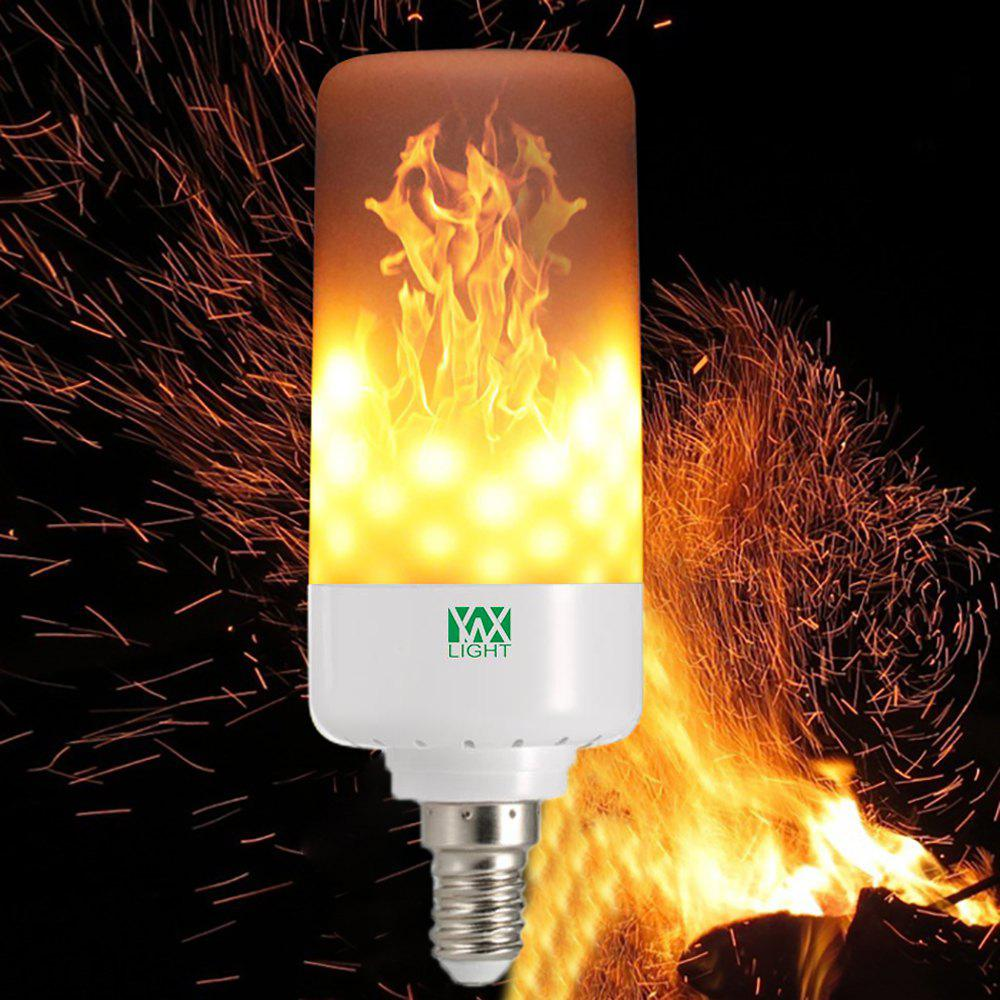 Online YWXLight LED Light Bulb Leaping Flickering Flame E14 5W AC 85 - 265V