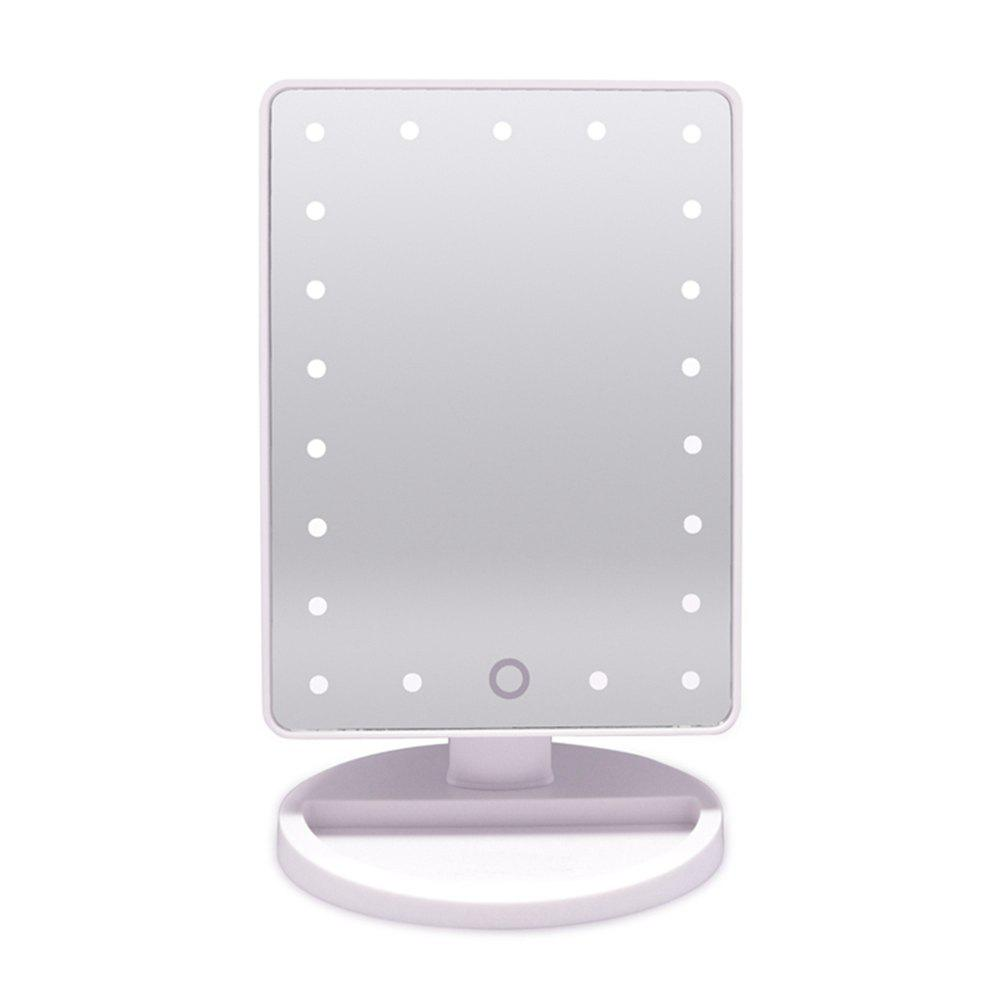 Shop TODO Illumirror LED Light up Vanity Detachable 10X Magnifying Mirror Cosmetic Mirror