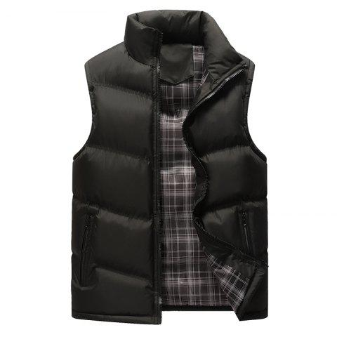 Best The Men's Trend Plus The Thick Cotton Waistcoat