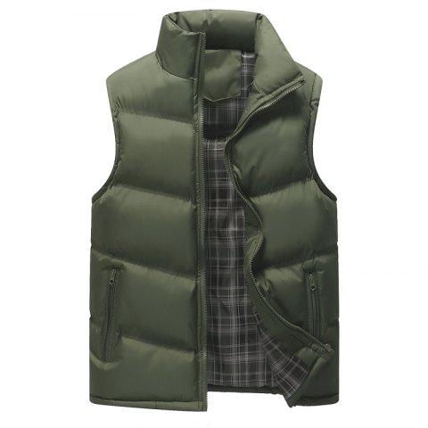 Outfit The Men's Trend Plus The Thick Cotton Waistcoat
