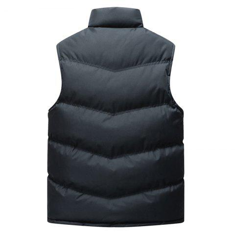 Discount The Men's Trend Plus The Thick Cotton Waistcoat