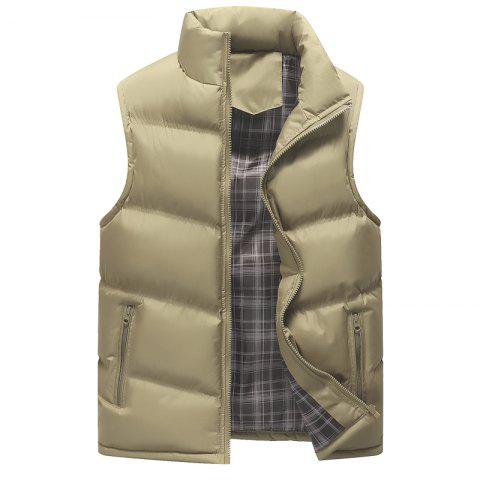 New The Men's Trend Plus The Thick Cotton Waistcoat