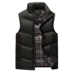 The Men's Trend Plus The Thick Cotton Waistcoat -