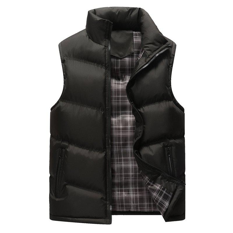 Online The Men's Trend Plus The Thick Cotton Waistcoat