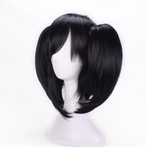 Girls Anime Cosplay Party Double Ponytail Wig -