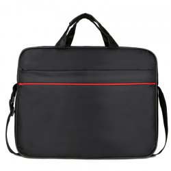 FLAMEHORSE Men'S Business Simple Portable Shoulder Laptop Bag -