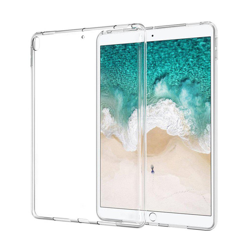 Shop Soft TPU Cover Case Silicone Transparent Slim Clear Cover for iPad Pro 10.5 2017