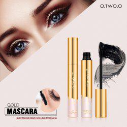 O.TWO.O Black Mascara Curling Eyelash Extension Black Fiber Mascara  Makeup, for Beauty Women & Ladies -