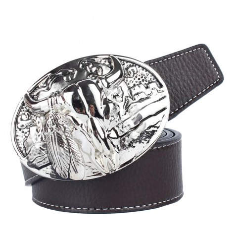 Outfits Western Cowboy Belt Leather