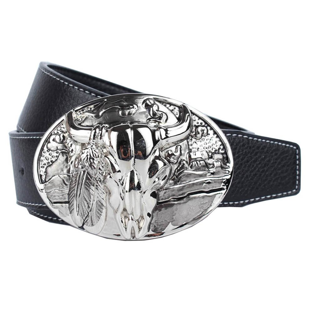 Shop Western Cowboy Belt Leather