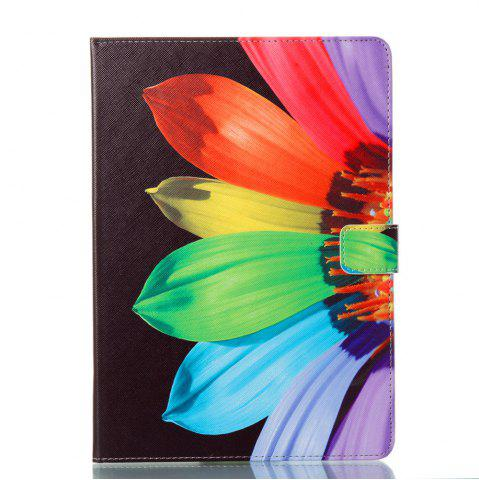 Cheap Case for iPad Pro10.5 inch Sunflowers Magnetic PU Leather Smart Stand Case Cover For iPad Pro 10.5 2017 New Model Fundas