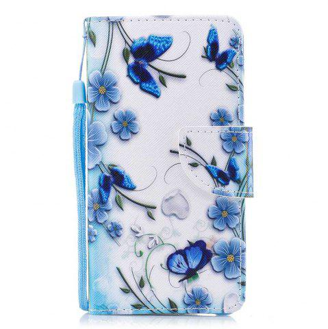 Chic The New Painted PU Phone Case for Samsung Galaxy Note 8