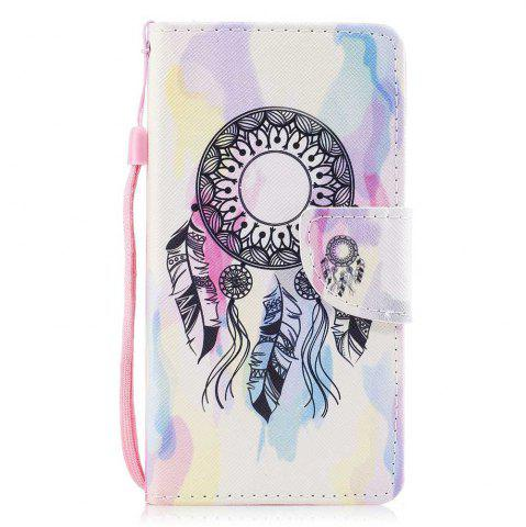 Shops The New Painted PU Phone Case for Samsung Galaxy Note 8