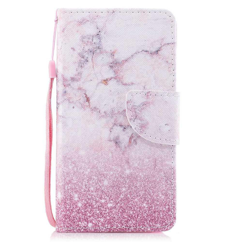 Cheap The New Painted PU Phone Case for Samsung Galaxy Note 8