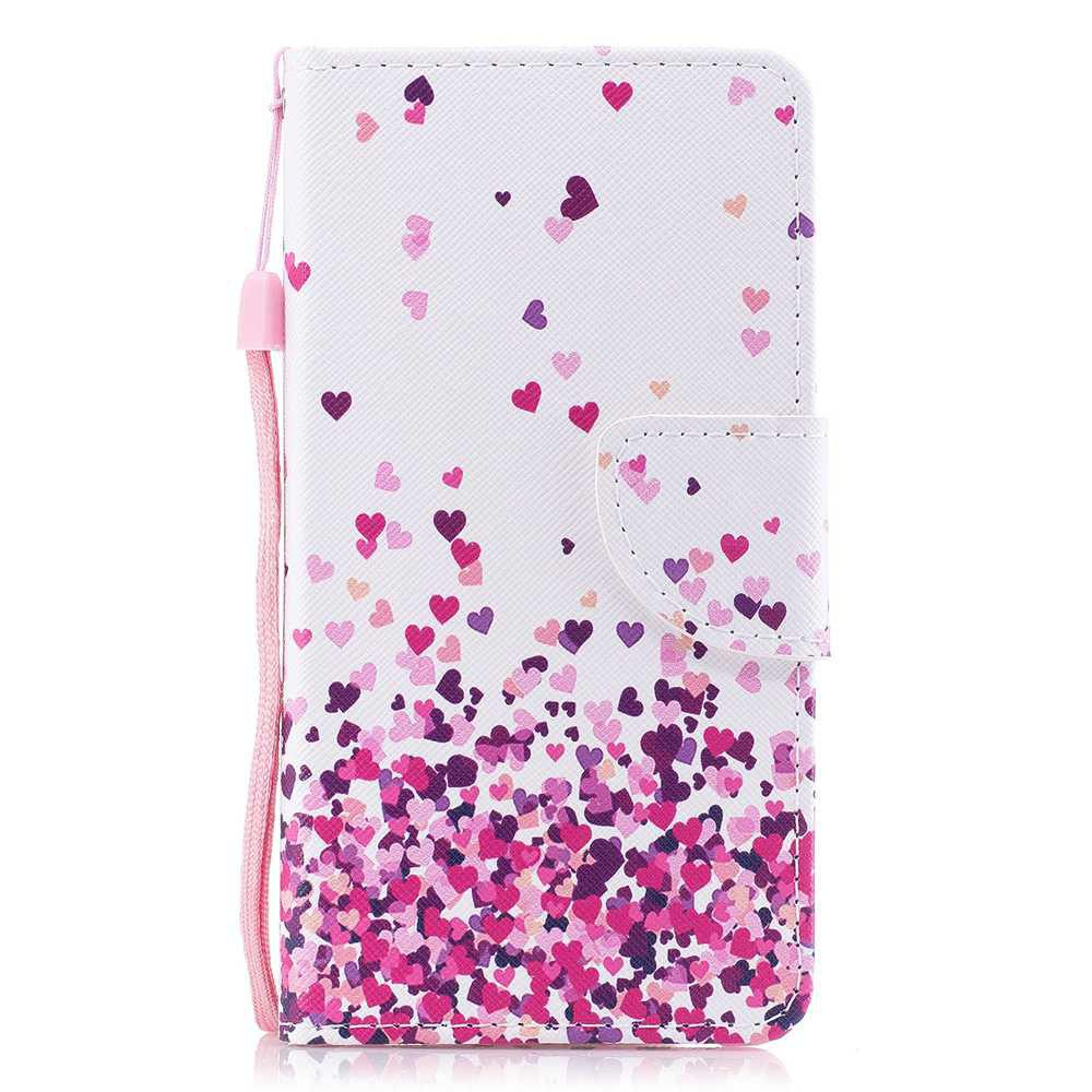 Sale The New Painted PU Phone Case for Samsung Galaxy Note 8