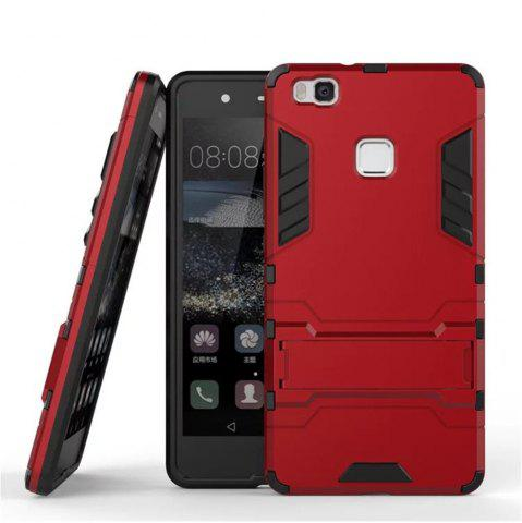 Outfits 2 in 1 Bracket Phone Case for Huawei P9 Lite