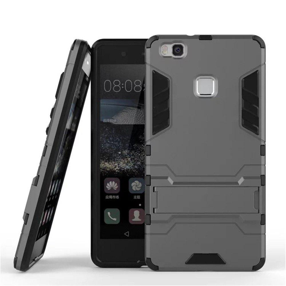 Latest 2 in 1 Bracket Phone Case for Huawei P9 Lite