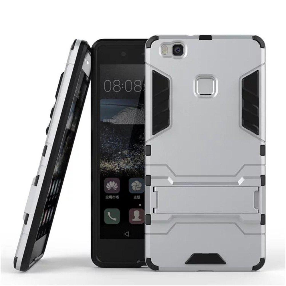 New 2 in 1 Bracket Phone Case for Huawei P9 Lite