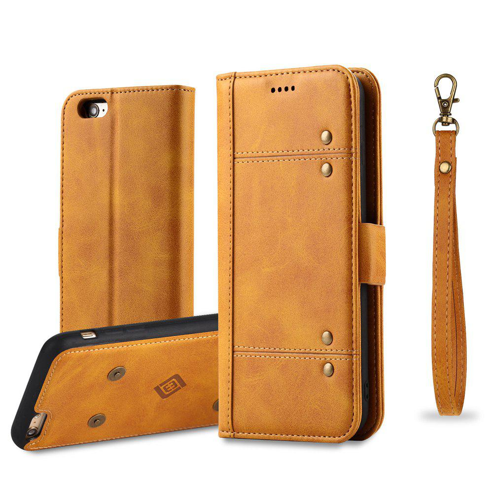157457d43b8 Store LCIMEEKE Solid Color Stitching Style 2 in 1 Detachable Magnetic  Wallet Case for iPhone 6