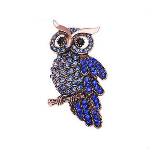 Outfits Retro Brooch Owl Clothing Accessories Hot Pin Charming Chic High-Grade Unisex Individuality Gift Hot Sale