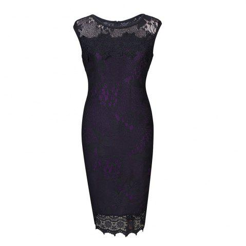 Fashion Women Summer Dress Plus Size  Sexy Pencil Bodycon Dress Short Sleeve Slim Fit  Lace vestidos