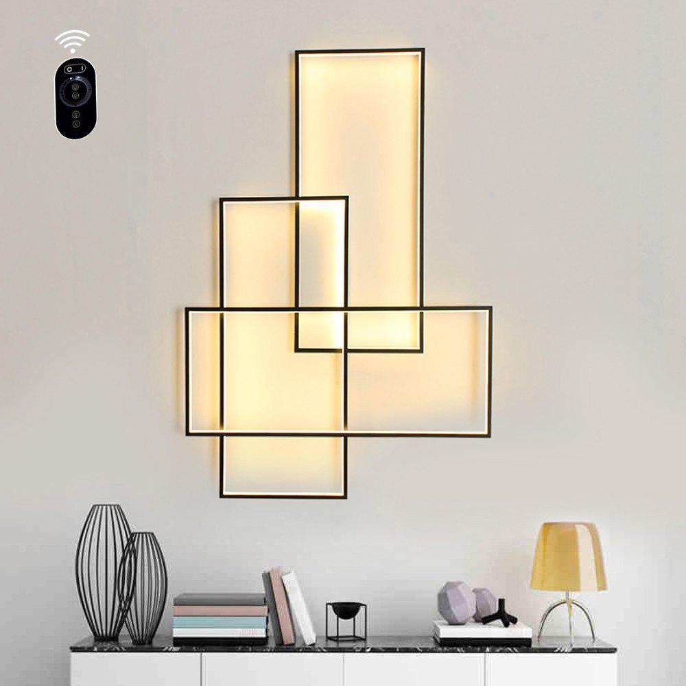 2018 Lazada Modern Led Wall Lamp Surface Mounted Wall Sconce Light ...