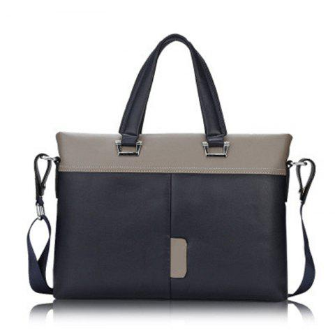 Affordable Men's Briefcase Fashion HandbagComputer Bag HandbagTide15099 Cross Section