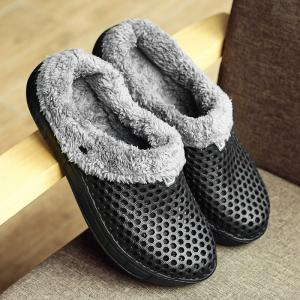 Women Winter Slippers Casual Warm Comfort Leisure Kawaii Slip on Shoes -