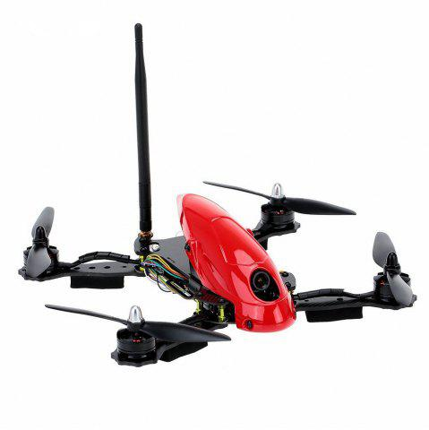 Sale Lieber HAWK 280MM Professional 4 A-xis RC Drone with HD Camera 6 Gyro All-in-one Flight Control System FPV Racing Drone