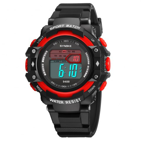 Store SYNOKE 9488 Student Fashion Sports Multi-Function Electronic Watch