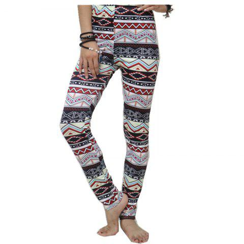 Best Christmas Popular Non Positioning Printing Trousers