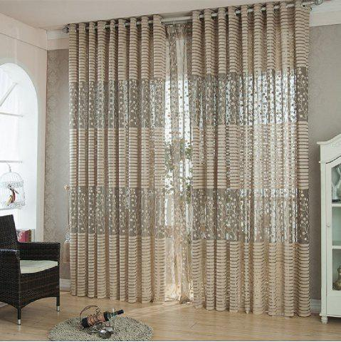 living room curtains cheap. High Grade Jacquard Hollow Ventilation Window Curtains  Buy Sheer Floral Cheap Online
