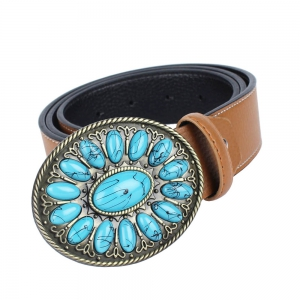 Bohemia Belt Leather -