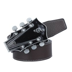 Guitar Belt Leather -