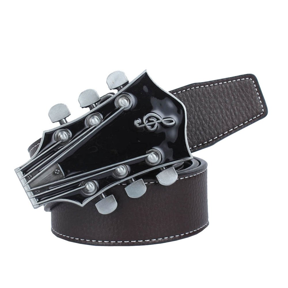 Hot Guitar Belt Leather