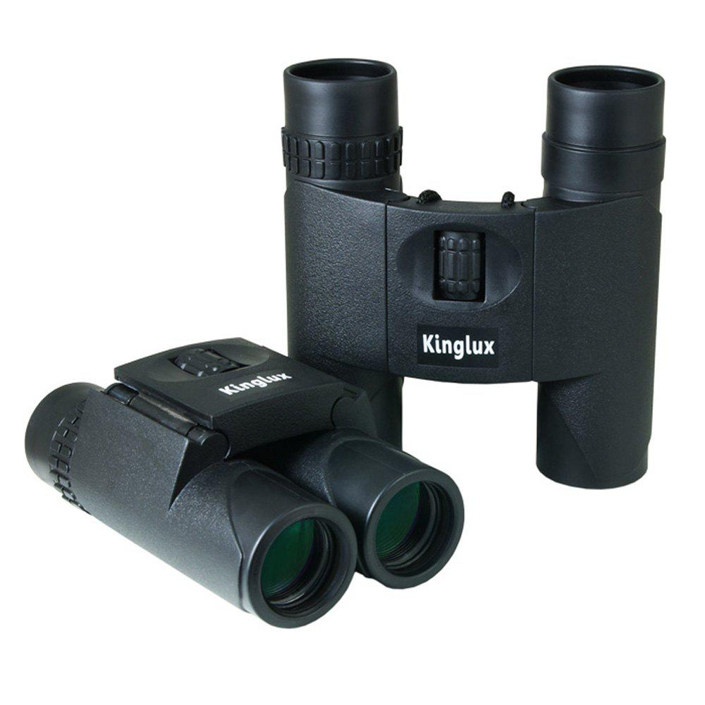 Discount Kinglux Optics 10x25mm Fully Rubber Amoured Compact Binocular