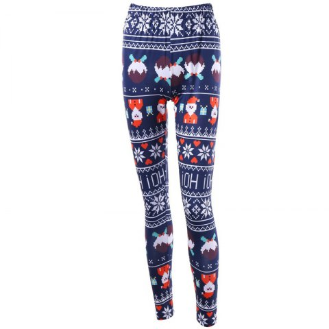 Outfits Crutches Printed Leggings